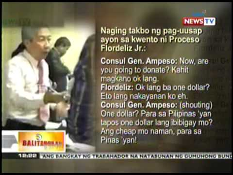 Philippine Consul in vancouver Shouting at passport applicant (april-25-2013)GMANews TV