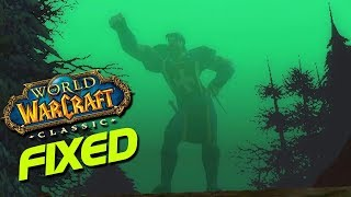 So They Fixed World of Warcraft...