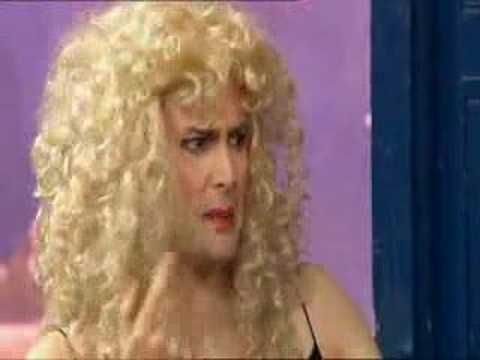 Doctor Who Spoof (David Tennant in drag)