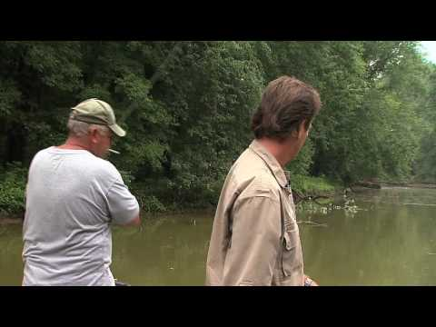 Bass Fishing Barren River Lake