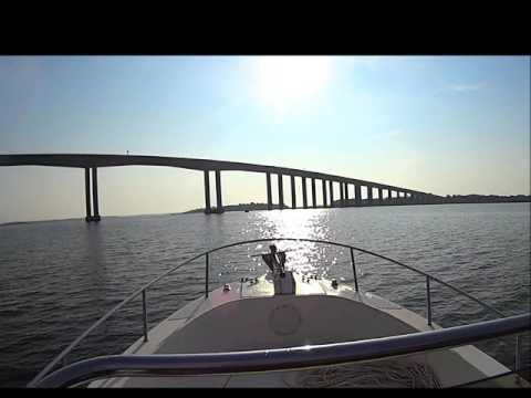 190' bridge jump