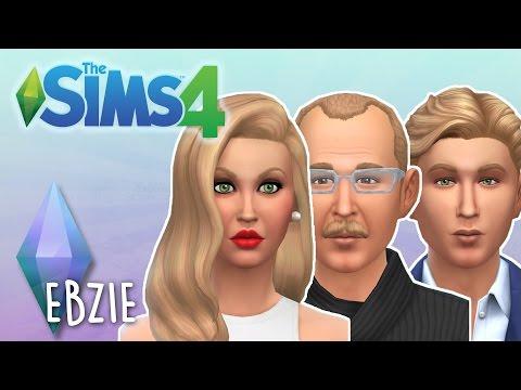 The Sims 4 - CAS - Landgraab Family