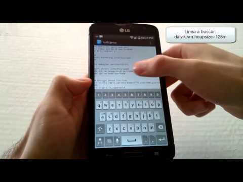 LG G Pro Lite Optimizar Rendimiento / Bateria Android 4.4.2 [Tester]