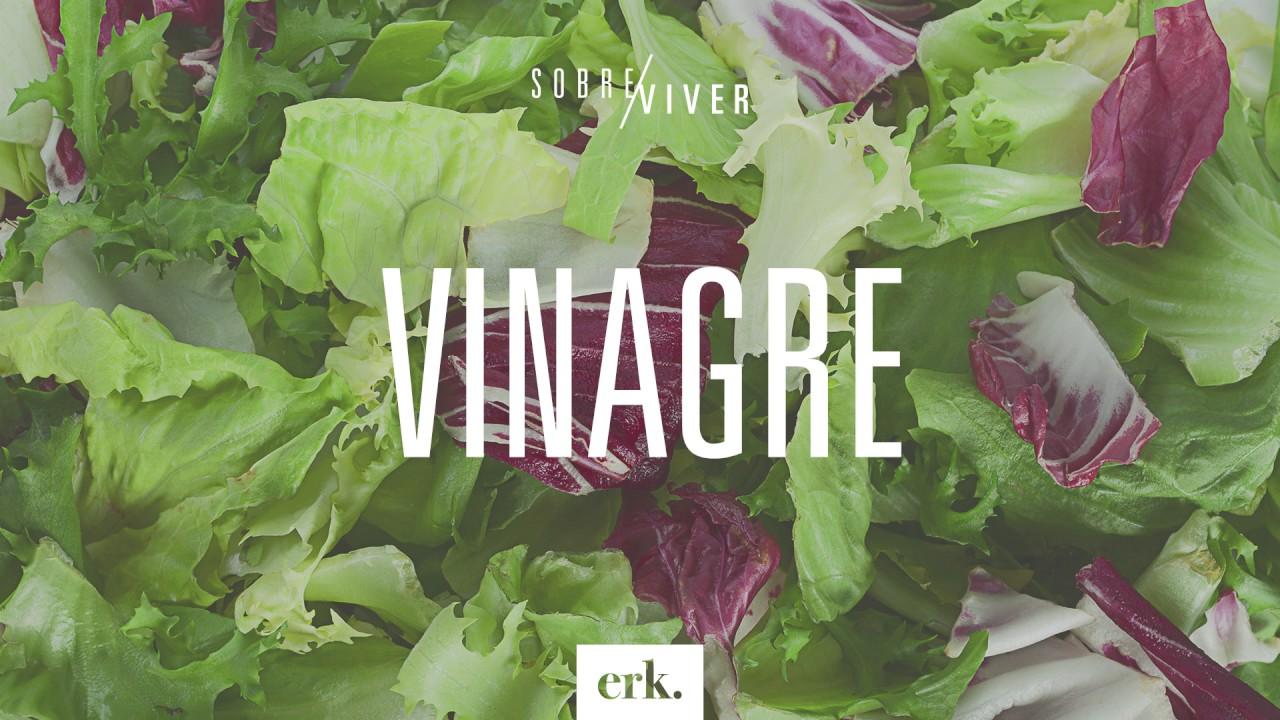 Sobre Viver #137 - Vinagre / Ed René Kivitz