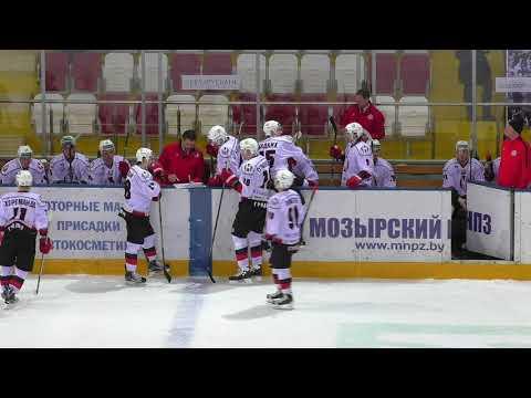 2018 03 17 пл Молодечно Неман 4 3 голы