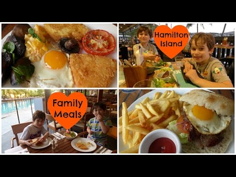 Family Meals at Hamilton Island Restaurants - Travel Food Blog