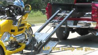 Hydraulic Motorcycle Lift For Truck Bed Home Car Lift Supply