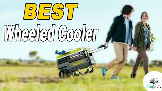 Best Wheeled Cooler In 2020 – Quality Coolers with Wheels & Handles