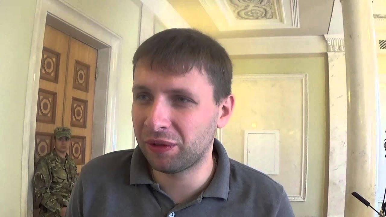Депутат Рады ударил ногой по голове генерала СБУ