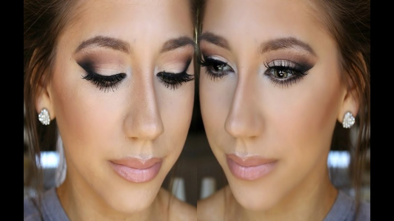 Prom Makeup 2014 | Neutrals For Any Color Dress! - YouTube