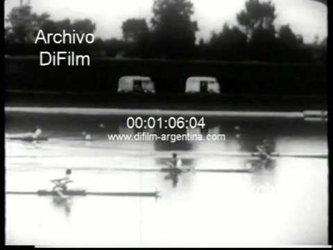 DiFilm - Juegos Olímpicos de Munich - remos 1972