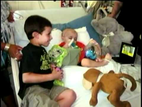 Dad Gives Cannabis Oil to Toddler Battling Brain Cancer - Medical Marijuana
