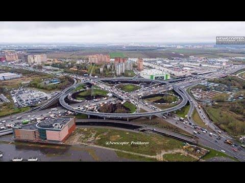 Город Новостей  -Каширское шоссе