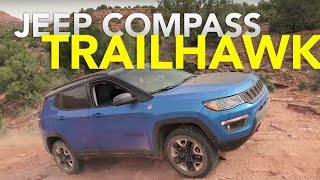 2017 Jeep Compass Trailhawk Review