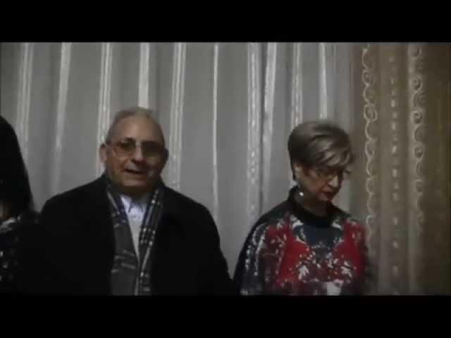 Filmato festa sacra Famiglia Cristo Re interviste e torta 2014