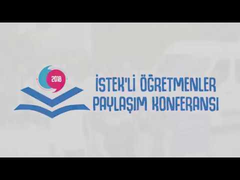 İSTEK'li Öğretmenler Paylaşım Konferansı
