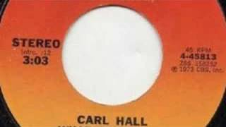 Carl Hall - What About You?