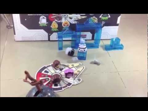 Angry Birds Star Wars ของเล่นแองกี้เบิร์ด @GadGetMaShow