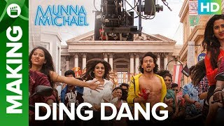 download lagu Munna Michael  Making Of Ding Dang -  gratis