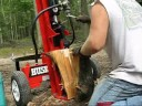 Huskee 22ton Log Splitter