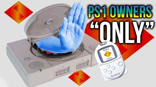 10 Things Only PS1 Owners Will Understand