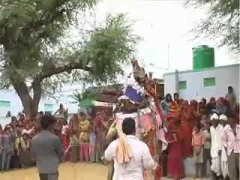 Camel Dance In Siriyasar Kalan video
