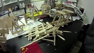 Popsicle Stick Bridge Highlights