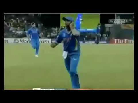 Raina best catch ever
