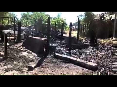 Muere una persona en Incendio en el centro de Manzanillo
