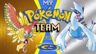 My Favorite Pokemon Team for Gold & Silver