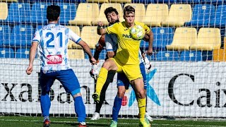 Highlights Villarreal C 1-1 Crevillente