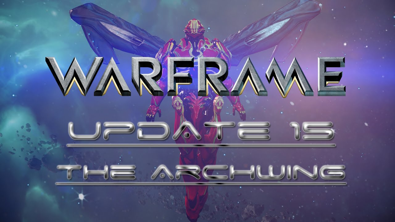 Warframe: farming Archwing mods and weapon parts - YouTube