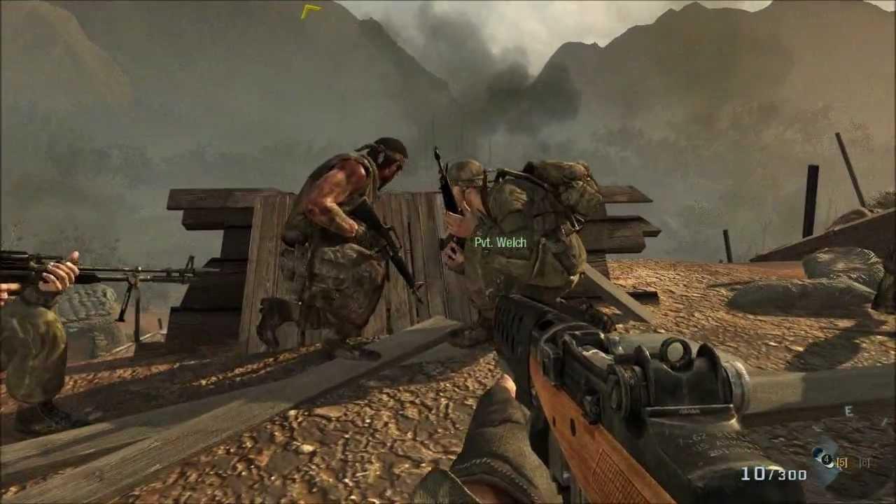 Call Of Duty Black Ops Khe Sanh Youtube