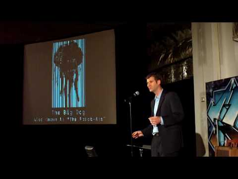 Ignite DC #1 - part10 - PW Singer - Wired for War The Robotics Revolution and Conflict in the 21st Century