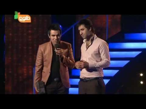 Afghan Star - Afghan Star 2011/12 Elimination show Top 3 -16.03.2012