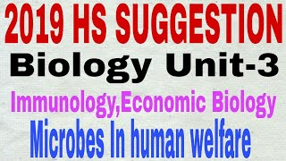 Wbchse suggestion 2019/sure common Biology
