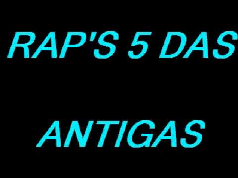 RAP'S DAS ANTIGAS 5 - Sequência Funk DJ Tony Music Videos