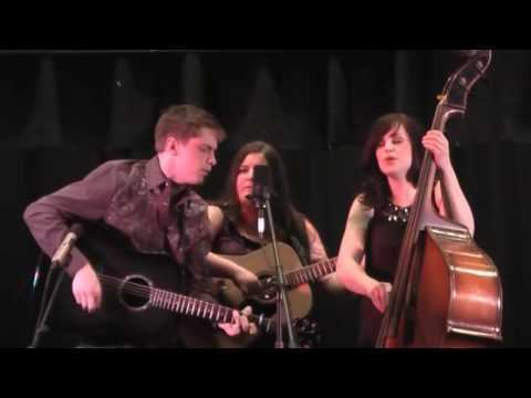 """Next Best Thing Bluegrass Band- Colby Laney on """"Head Over Heels (in love"""