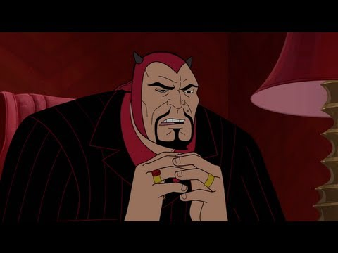 Supercut: Villains of the Venture Bros.