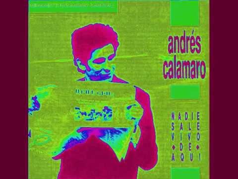 Andres Calamaro - Señal Que Te He Perdido