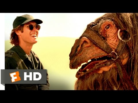 Stargate (4/12) Movie CLIP - I Wouldn't Feed That Thing (1994) HD