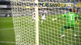 Antonio Cassano compilation: The Best of Parma 2013-14