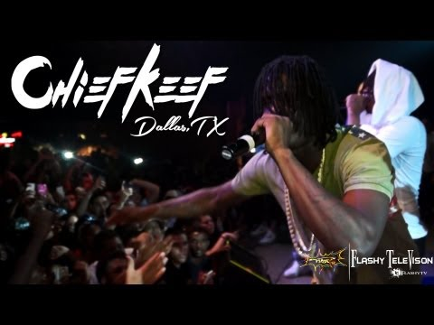 Chief Keef - Finally Rich Tour Dallas,tx | Shot By flashytvb video