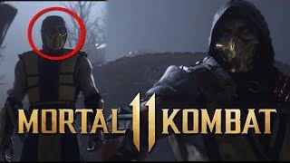 MORTAL KOMBAT 11 - Trailer Breakdown