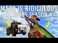 The MG82 is Ridiculous... COD Warzone Season 4!