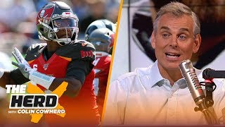 Colin Cowherd plays the 3-Word Game after NFL Week 4 | NFL | THE HERD