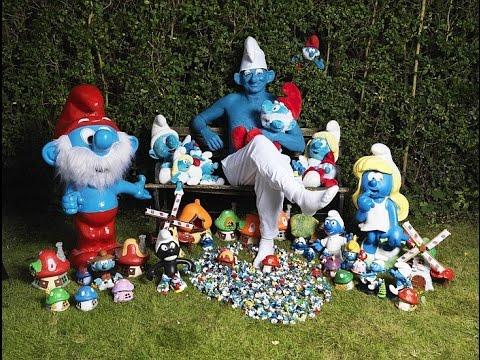 Самые большие коллекции игрушек в МИРЕ!!!