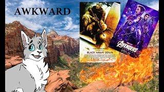 Avengers: Endgame Review - Blackhawk Down.  Spoilers! *PODCAST*