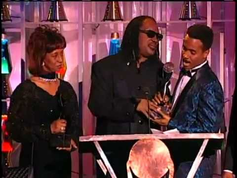 Little Willie John&#39;s Family Accept His Rock and Roll Hall of Fame Award