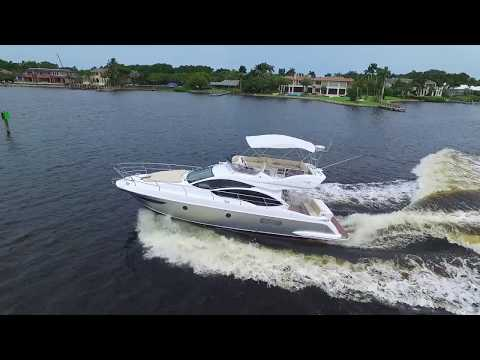 2017 Azimut 42 Flybridge For Sale at MarineMax Pompano Yacht Center